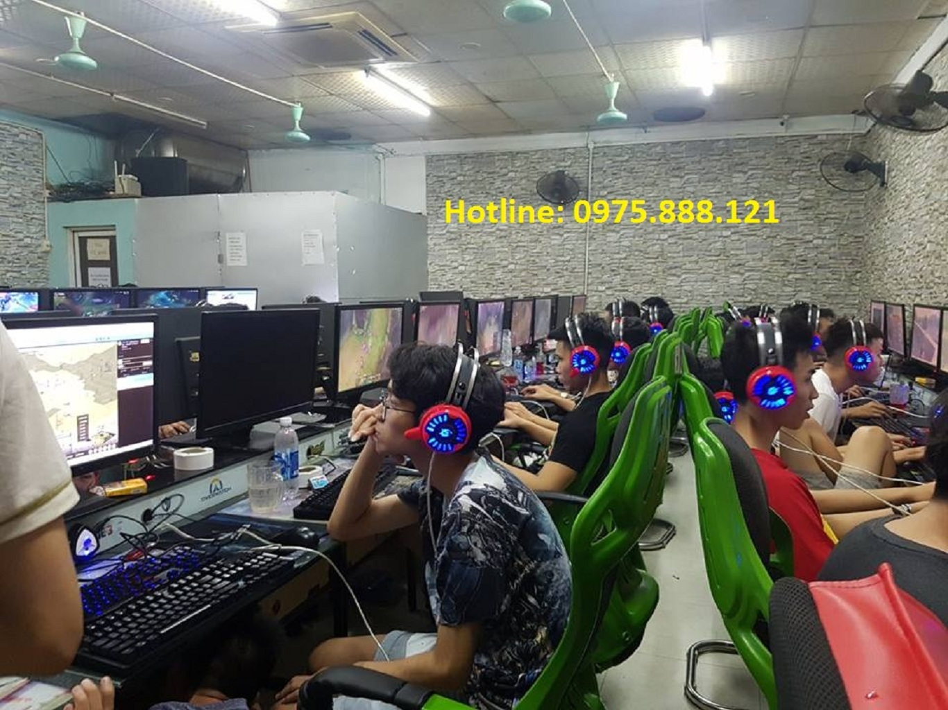 TRANVUPC - Tổng đại lý lắp đặt Cyber dàn Game Net Uy Tín Chất Lượng